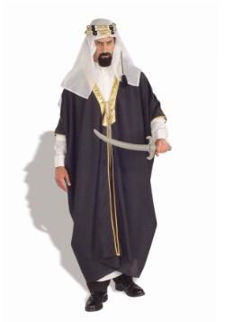Mens Arabian Chieftain Costume