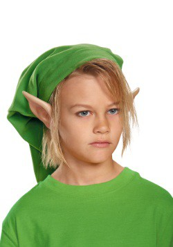 Link Hylian Child Ears