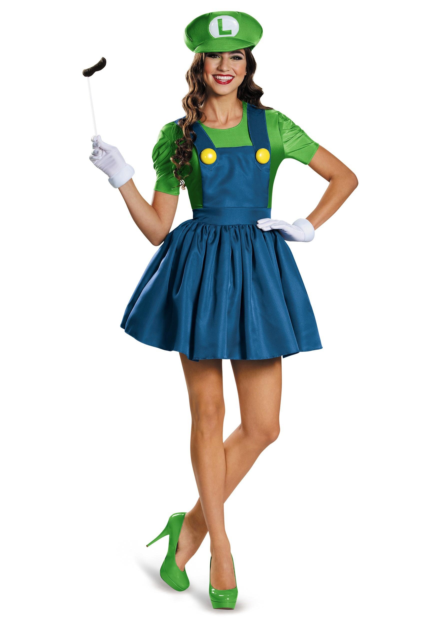 womens luigi dress costume - Koopa Troopa Halloween Costume