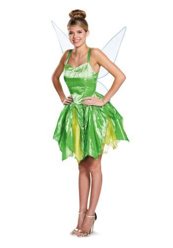 Womens Prestige Tinker Bell Costume