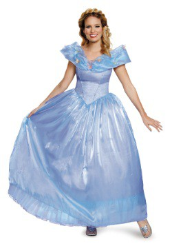 Women's Cinderella Movie Ultra Prestige Costume