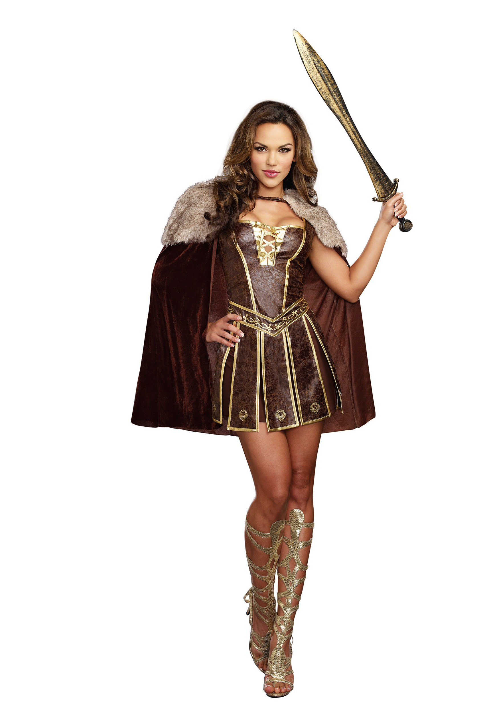 womens victorious beauty gladiator
