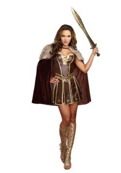 Womenu0027s Victorious Beauty Gladiator  sc 1 st  Halloween Costumes UK & Roman Costumes - HalloweenCostumes.com