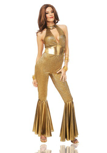 Women's Disco Diva Costume
