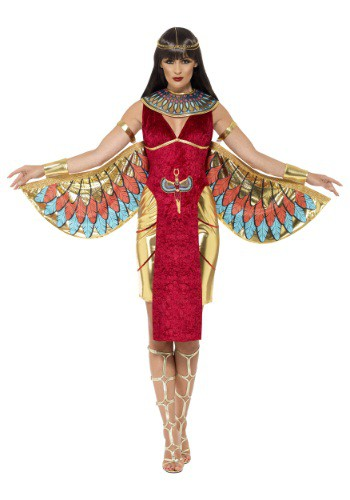 Womens Goddess Isis Costume