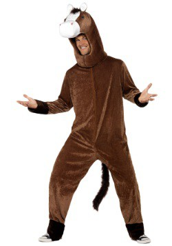 Adult Horse Jumpsuit Costume