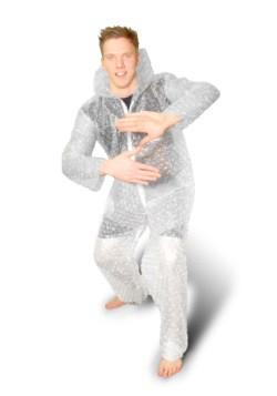 Bubble Wrap Costume