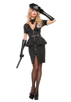 Women's Elegant Cop Costume