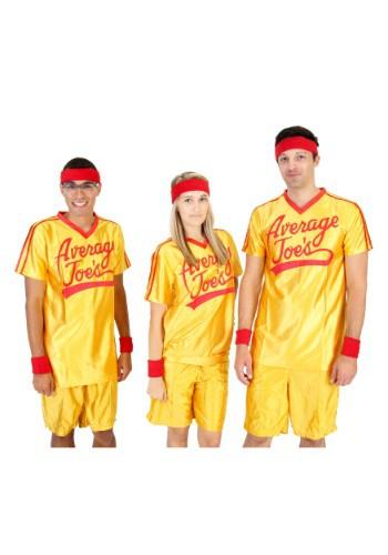 Adult Dodgeball Jersey Costume