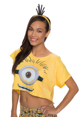 Adult Minion Headband