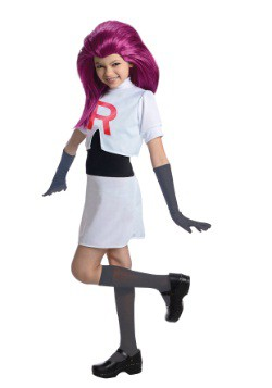 Child Jessie Team Rocket Costume