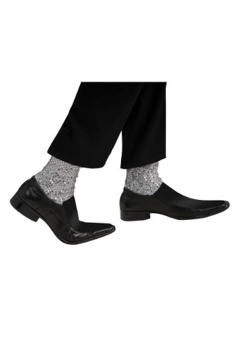 Adult Michael Jackson Sparkle Socks