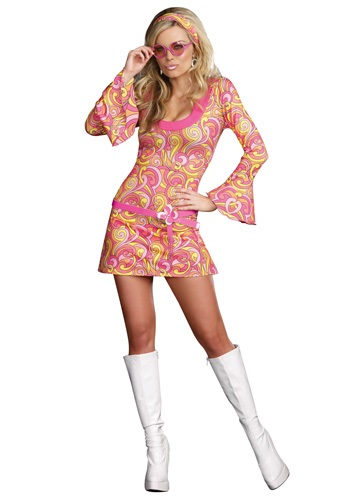 Groovy Go Go Dancer Costume