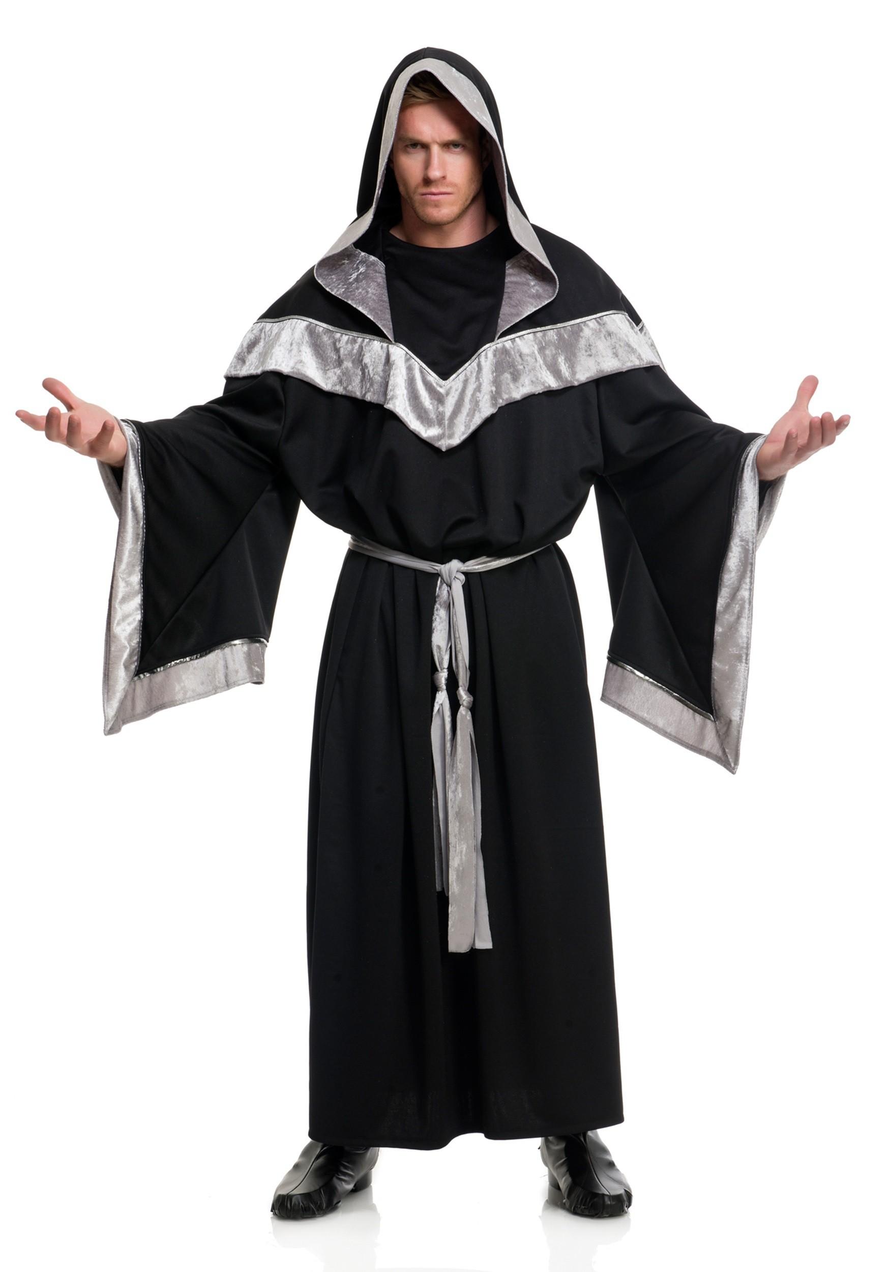 Mystic sorcerer elite adult costume
