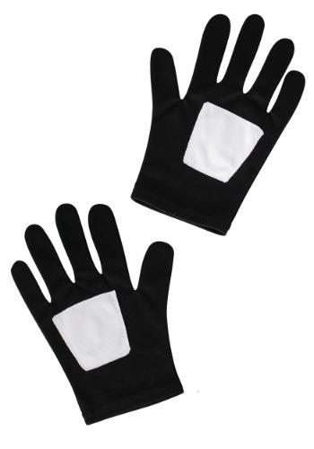 Child Black Spider-Man Gloves