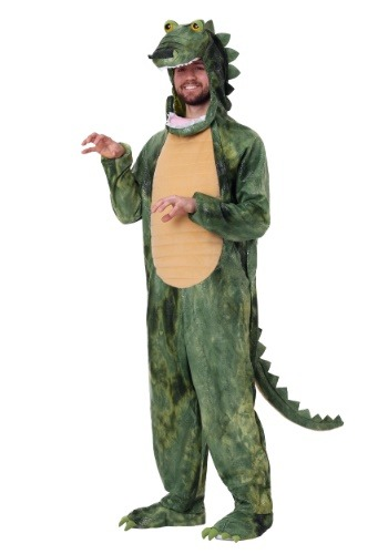 Adult Al Gator Costume