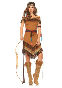 Native Princess Costume