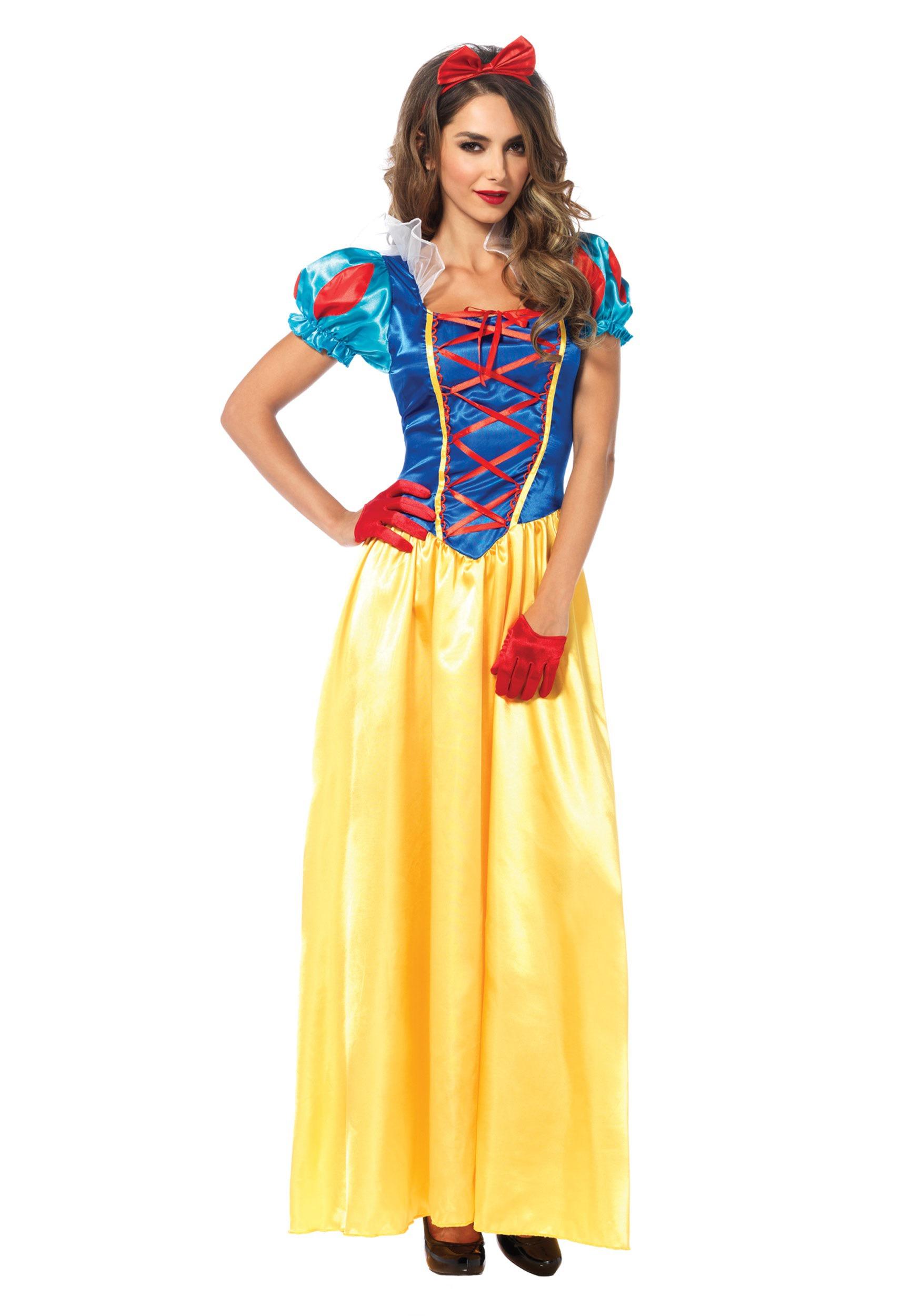 Classic Snow White Women\'s Costume