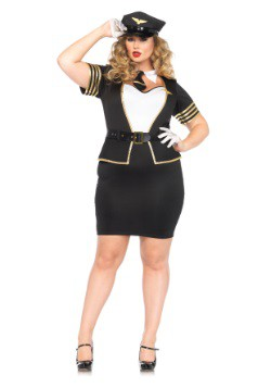 Plus Size Mile High Pilot