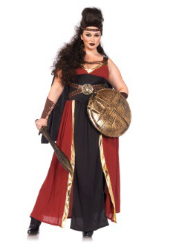 Plus Size Regal Warrior