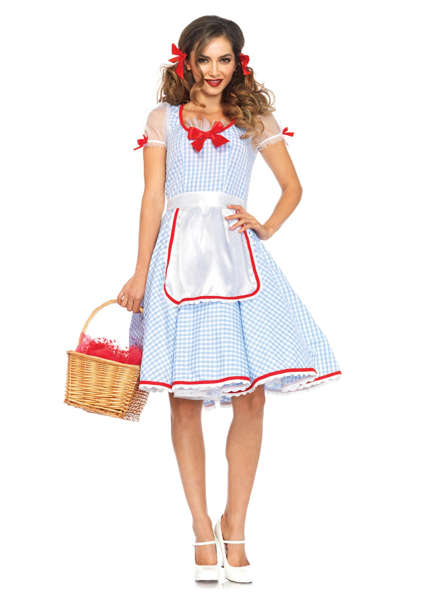sc 1 st  Halloween Costumes UK & Womenu0027s Kansas Sweetie Costume