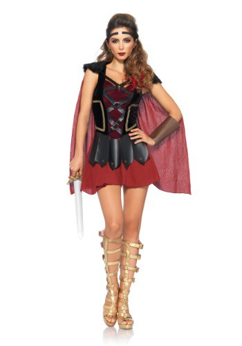 Women's Trojan Warrior Costume
