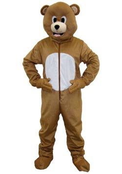 Brown Bear Mascot Costume
