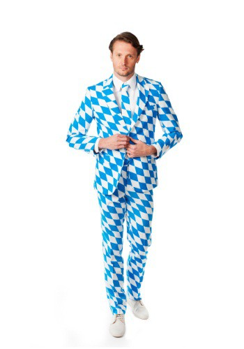 Mens Opposuits Bavarian Suit
