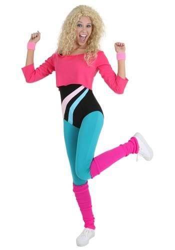 Women's 80's Workout Girl