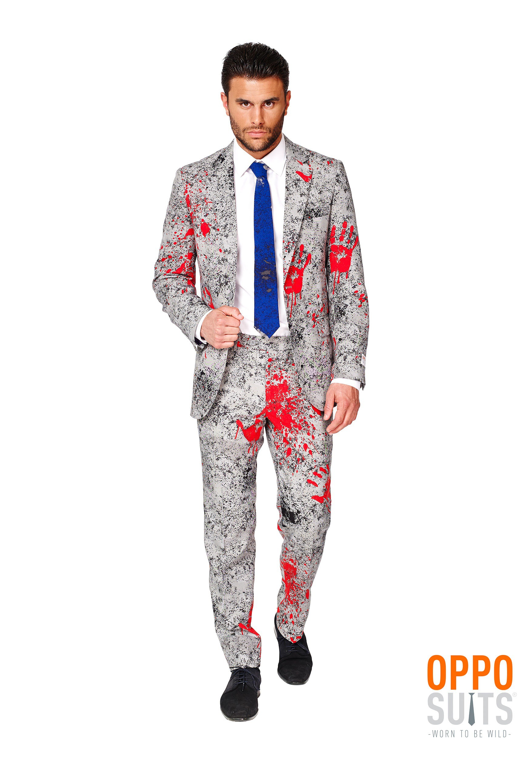 Men\'s OppoSuits Zombiac Suit