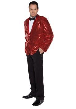 Red Sequin Jacket