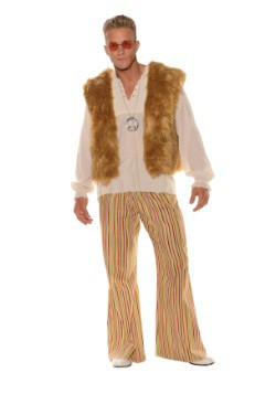 Men's Sunny Hippie Costume