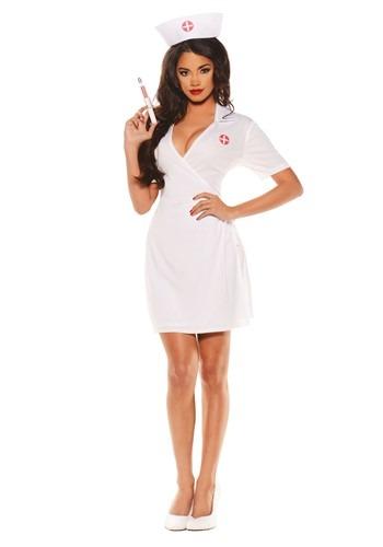 Women's Plus Size Doctor's Orders Nurse Costume