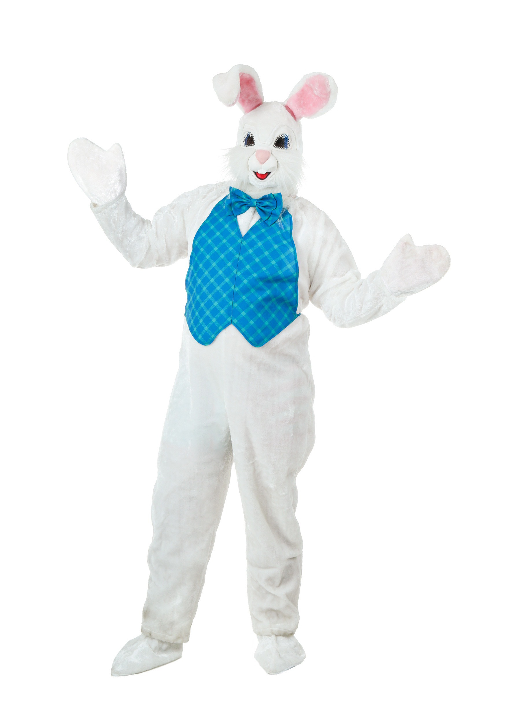 sc 1 st  Halloween Costumes UK & Plus Size Mascot Easter Bunny Costume