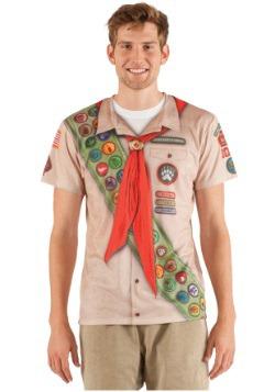 Men's Faux Real Cub Scout Shirt