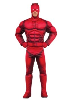Adult Deluxe Daredevil Costume