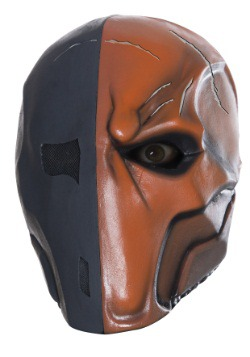 Adult Deathstroke Overhead Latex Mask