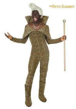 5th Element Ruby Rhod Costume w/Wig