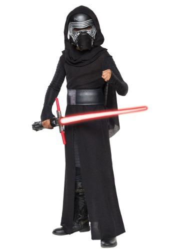 Child Deluxe Star Wars Ep. 7 Kylo Ren Villain Costume