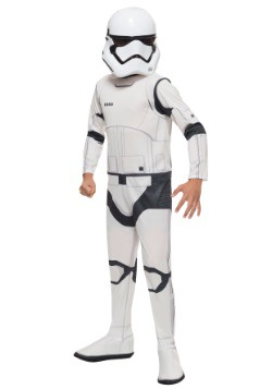 Child Classic Star Wars Ep. 7 Stormtrooper Costume