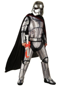 Deluxe Star Wars Ep. 7 Villain Trooper Commander Costume