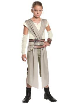 Child Classic Star Wars Ep. 7 Rey Costume
