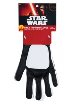 Child Star Wars Ep. 7 Flametrooper Gloves