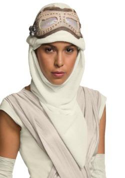 Adult Star Wars Ep. 7 Rey Eye Mask w/ Hood