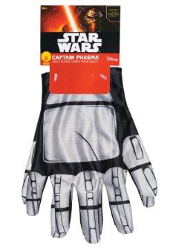 Adult Star Wars Ep 7 Captain Phasma Gloves