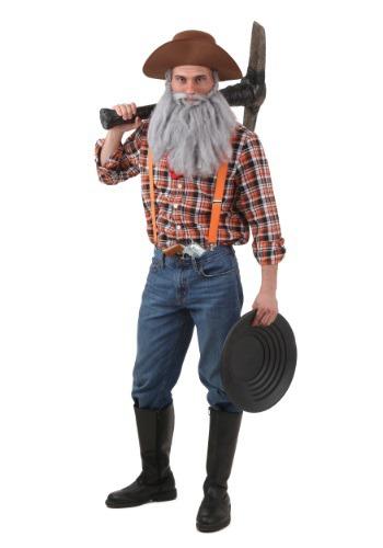 Adult Prospector Costume