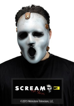 MTV Scream Adult Mask