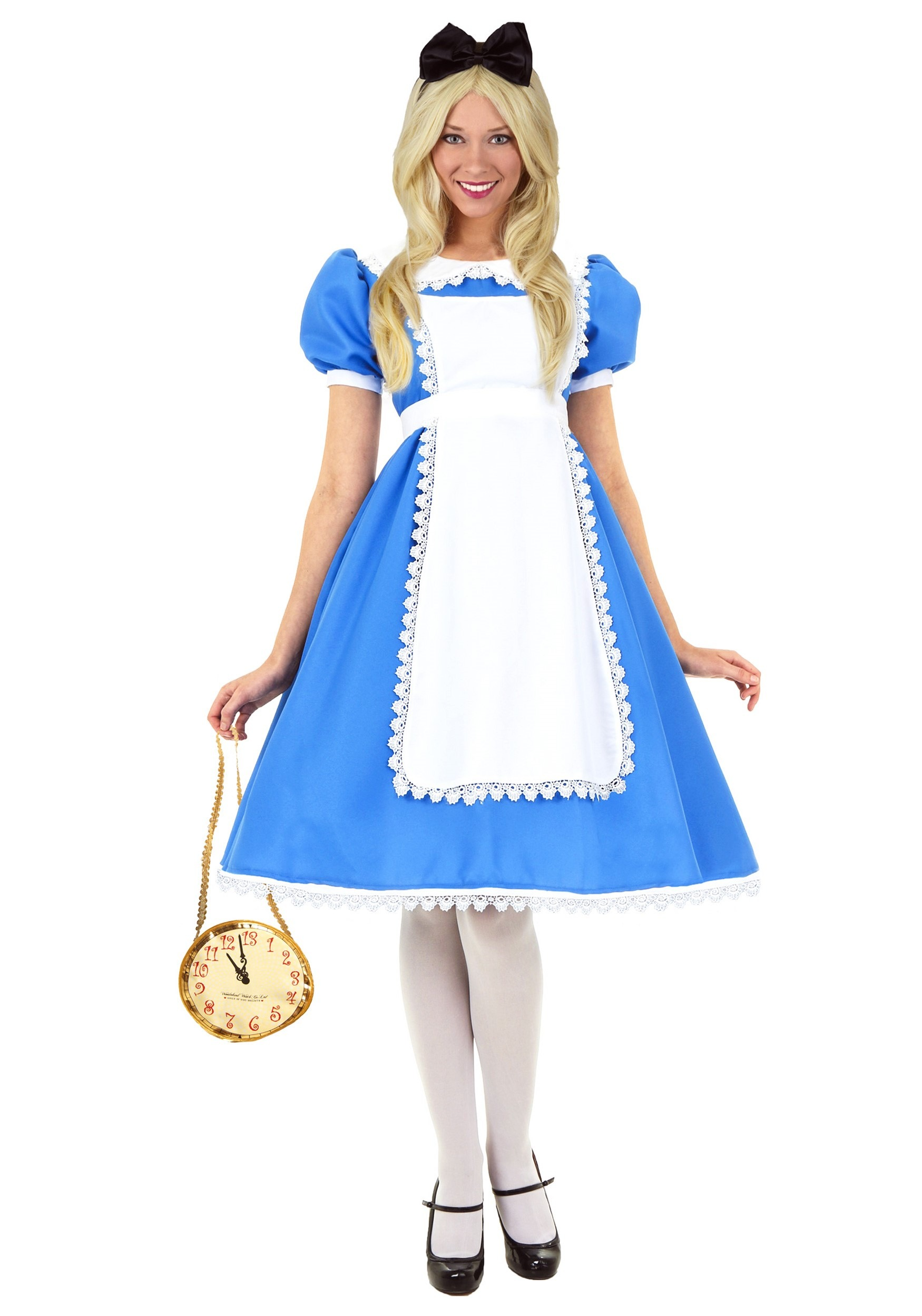 Storybook fairytale costumes adult kids fairy tale character adult supreme alice costume solutioingenieria Gallery