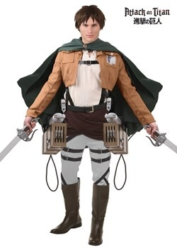 Deluxe Attack on Titan Eren Jaeger Costume