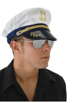 Mens Sailor Captain Hat2